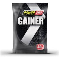 Пробник гейнера Power Pro 40 грамм (30% протеина)