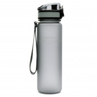 UZspace Бутылка для воды 3026 500 мл (серая)
