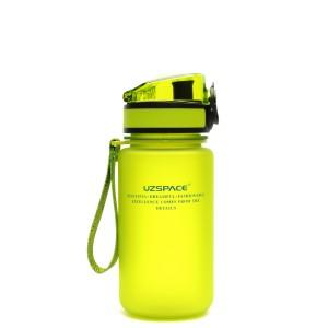 UZspace Бутылка для воды 3034 350 мл (салатовая)