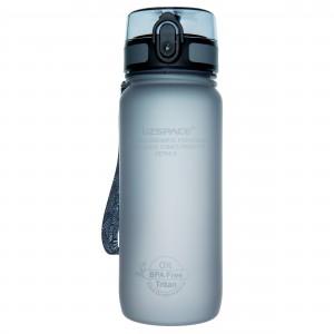UZspace Бутылка для воды 3037 650 мл (серая)