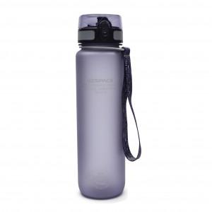 UZspace Бутылка для воды 3038 1000 мл (серая)