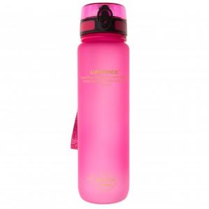 UZspace Бутылка для воды 3038 1000 мл (розовая)