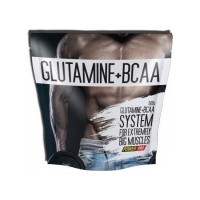 Power Pro ВСАА plus glutamine 500g
