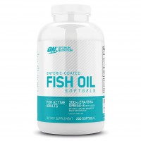 ON Enteric-coated fish oil 100 softgels