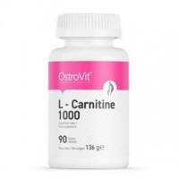 Ostrovit L-Carnitine 1000 mg 90 tab