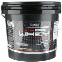 Ultimate Nutrition Prostar 100% whey 4540 грамм