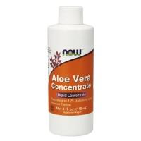 NOW Aloe Vera Concentrate 118 ml