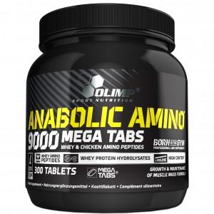 OLIMP Anabolic amino 9000 300 tablets