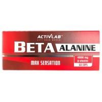 Activlab Beta Alanine 60 caps
