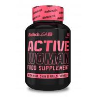 Biotech Usa Active woman 60 таблеток