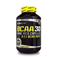 Biotech Usa Bcaa 3D 180 капсул
