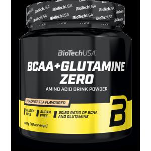 Biotech Usa Bcaa-Glutamine Zero 480 грамм