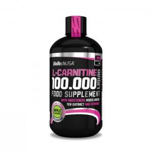 Biotech Usa L-carnitine 100000 mg