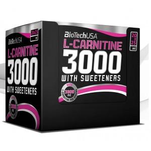 Biotech Usa L-carnitine shot ampule 3000 mg