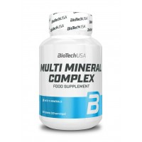 Biotech Usa Multimineral Complex 100 tablets