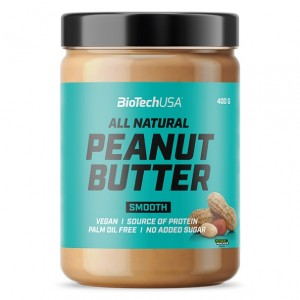 Biotech Usa Peanut butter smooth