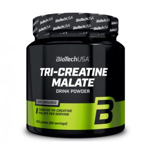 Biotech Usa tri creatine malate 300 грамм