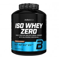 Biotech Usa Iso Whey zero 2270 грамм (90 порций)