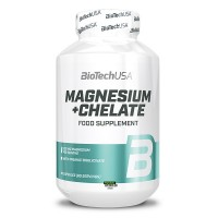 Biotech Usa Magnesium Chelate 60 капсул