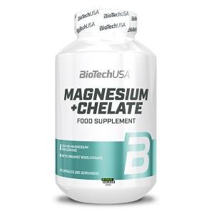 Biotech Usa Magnesium Chelate 60 капсул