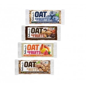 Biotech Usa Oat bar and Fruts 70 грамм