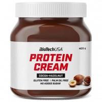 Biotech Usa Protein Cream cocoa-hazelnut