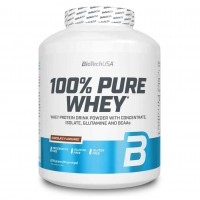 BiotechUsa 100% Pure Whey Protein 2270 грамм