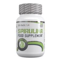 Biotech Usa Spirulina 100 таблеток