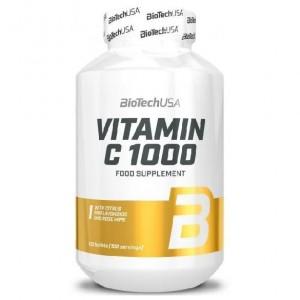 Biotech Usa Vitamin C 1000 100 таблеток
