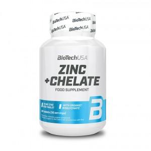 Biotech Usa Zinc Chelate 60 tablets