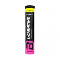 Biotech Usa Effervescent L-carnitine 20 tabs