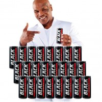 Black Energy drink by Mike Tyson 250 ml