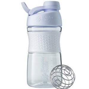 BlenderBottle с шариком 590 ml белый