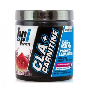 BPI Cla plus carnitine 350g