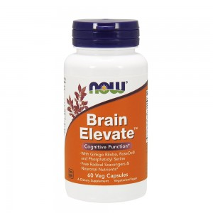 Now Foods Brain Elevate (60 caps)