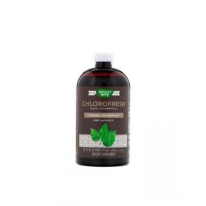 Natures Way Chlorofresh liquid chlorophyll 473 ml mint