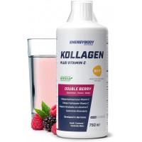 Energybody Collagen Plus Vitamin C 1000ml double berry
