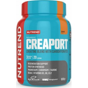 Nutrend Creaport 600g orange