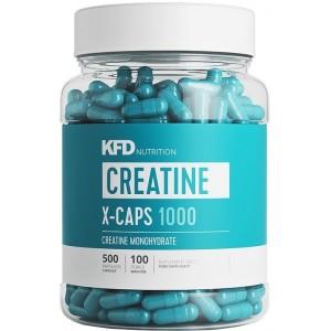 KFD Creatine X-caps 1000 500caps