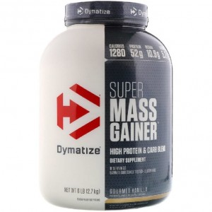 Dymatize Super Mass Gainer 2700 грамм