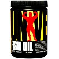 Universal Nutrition Fish Oil Omega-3 100 Softgels