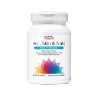 GNC Womens Hair Skin Nails formula 120 tabs