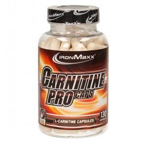 IronMaxx Carnitine Pro 130 caps