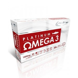 IronMaxx Platinum Omega-3 (60 softgels)