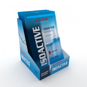 ActivLab Iso active isotonic drink 31,5g