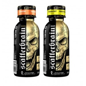 Kevin Levrone Scatterbrain shot 120 ml Passion Fruit