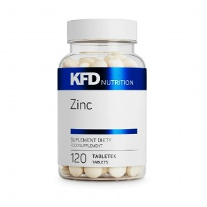 KFD Nutrition Zinc 15mg 120 таблеток