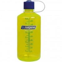 Nalgene бутылка для воды narrow mouth 1 литр жёлтый