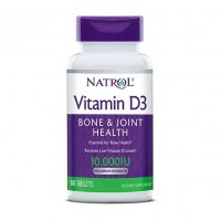 Natrol Vitamin D3 10000 IU 60 tablets