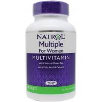 Natrol Multiple for women multivitamin 90 таблеток
